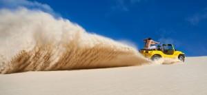 7.Natal possui a maior frota de buggys do Brasil e do mundo. Passeios maravilhosos de buggy (com ou sem emoção) por dunas, praias e lagoas são uma das maiores atrações turísticas da capital potiguar.